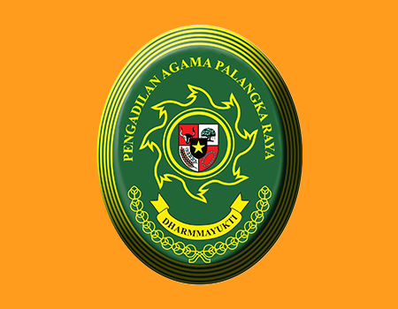 Logo Pengadilan Agama Palangka Raya