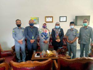 KPA Palangka Raya kunjungi Kemenag Kota Palangka Raya guna Sinergitas layanan kepada masyarakat
