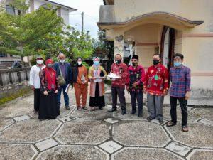 Majelis Hakim Pengadilan Agama Palangka Raya laksanakan Descente