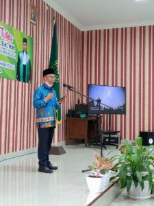 Pengantar Alih Tugas dan Pelantikan Hakim Drs. H. Mahalli, S.H., M.H.